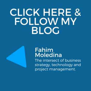 Fahim moledina blog